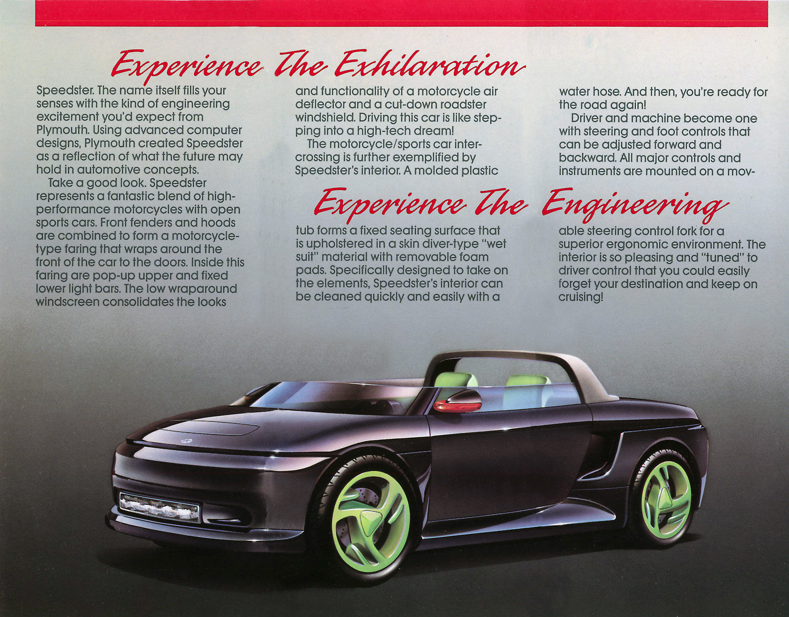 Plymouth speedster photo - 3