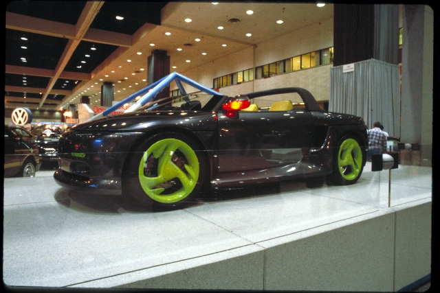 Plymouth speedster photo - 8