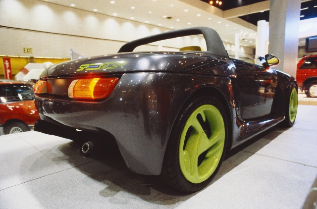 Plymouth speedster photo - 9