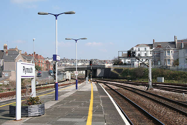 Plymouth station photo - 6