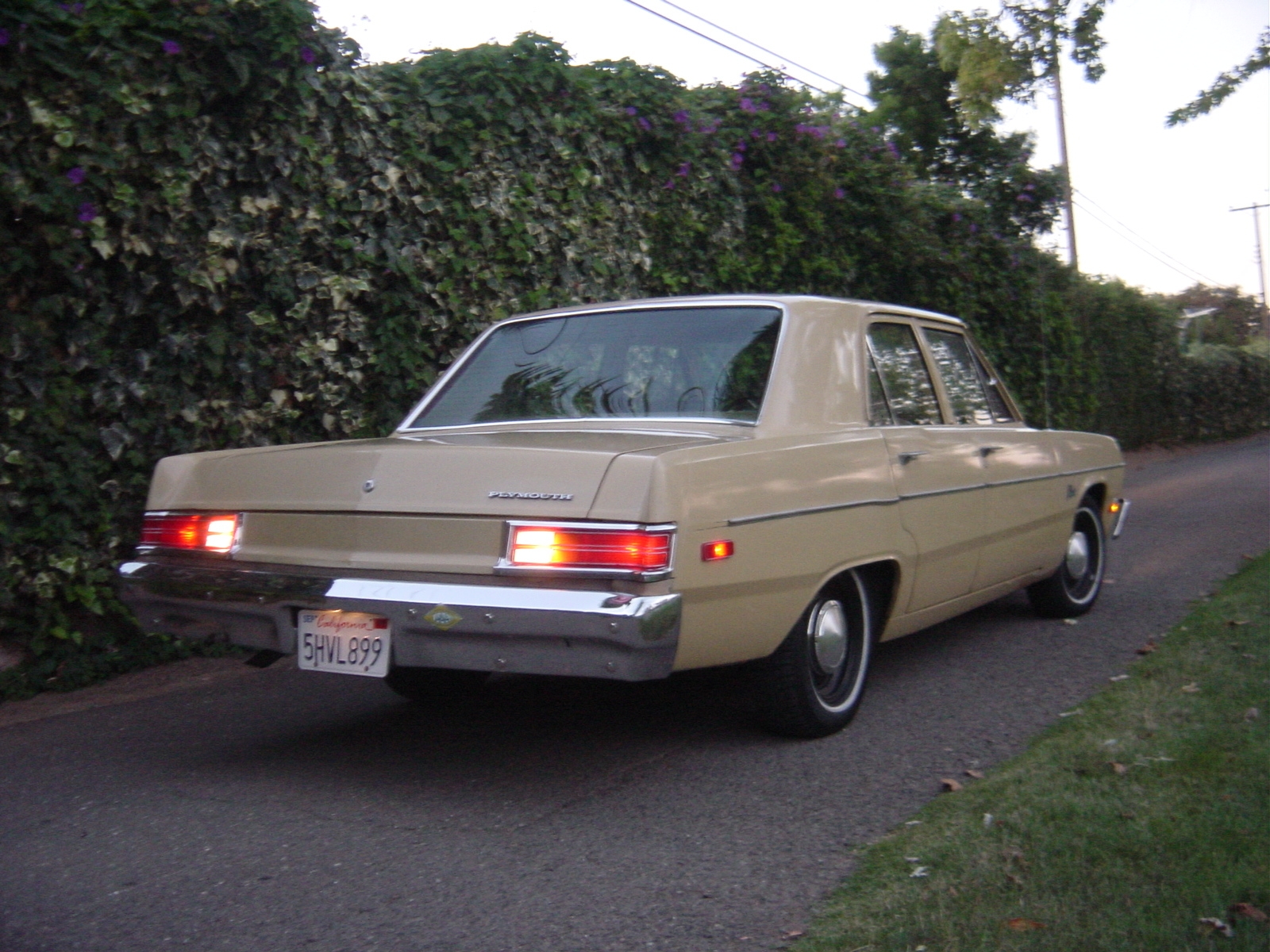 Plymouth Valiant Photo And Video Review Comments 1960 For Sale 4