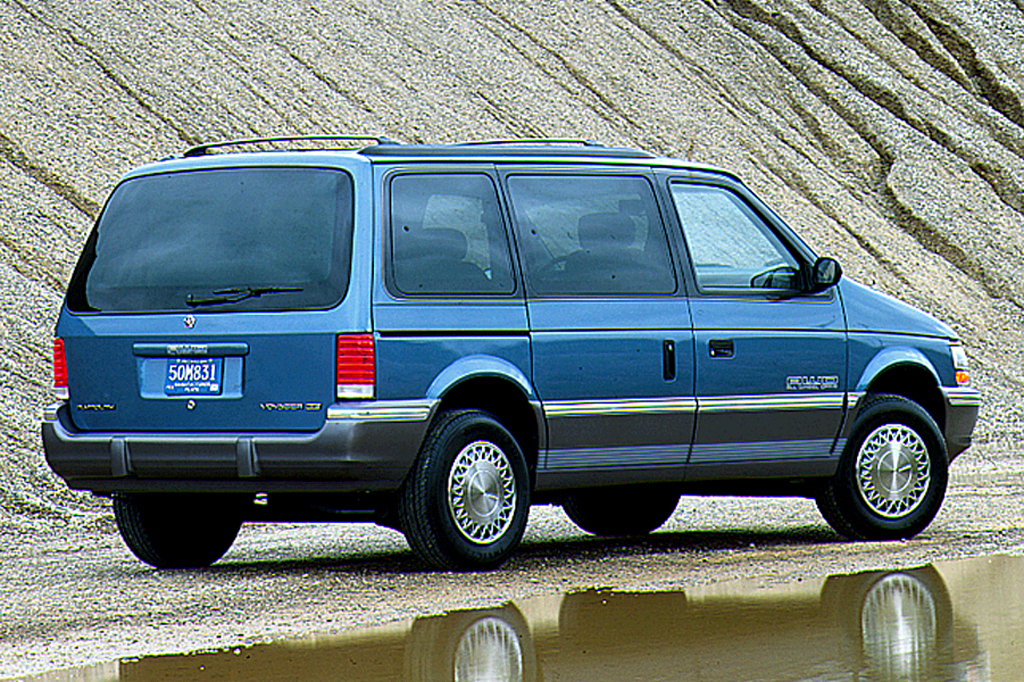 Plymouth voyager photo - 5