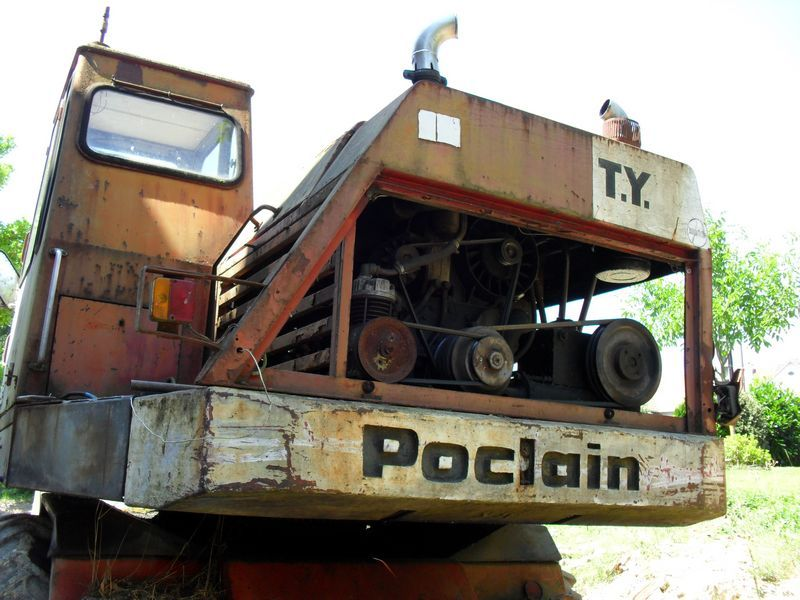 Poclain ly2p photo - 3
