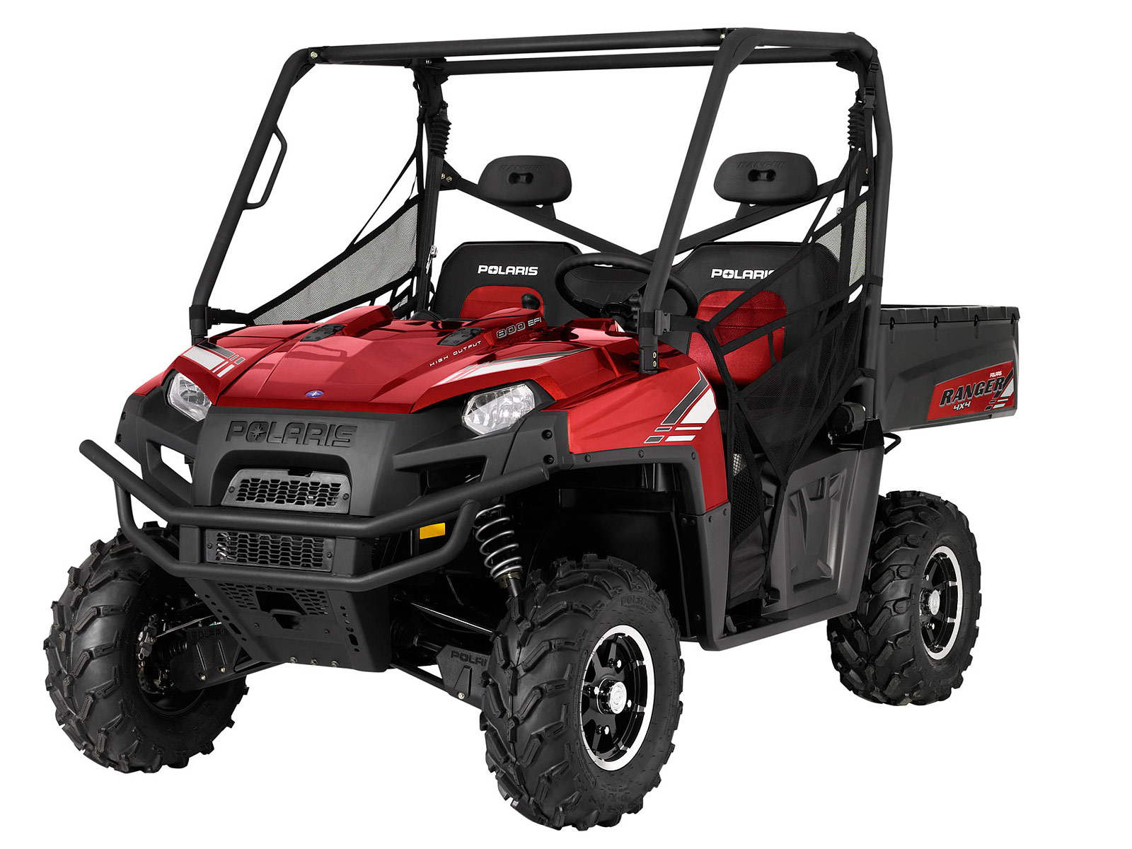 Polaris ranger photo - 1