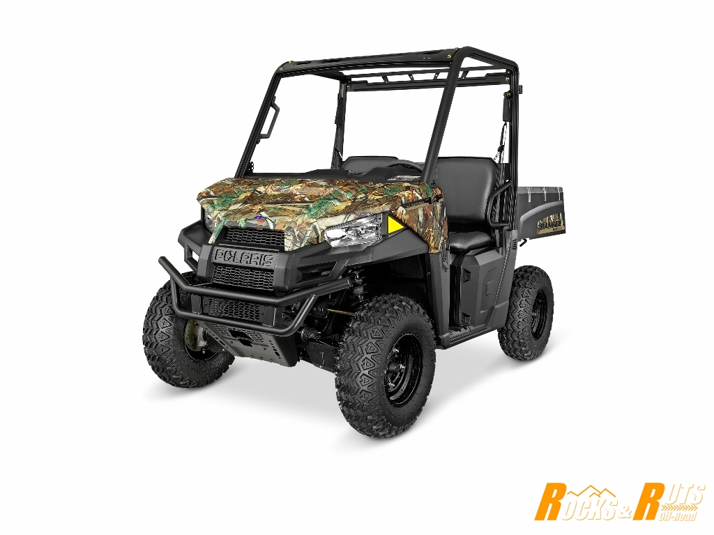 Polaris ranger photo - 10