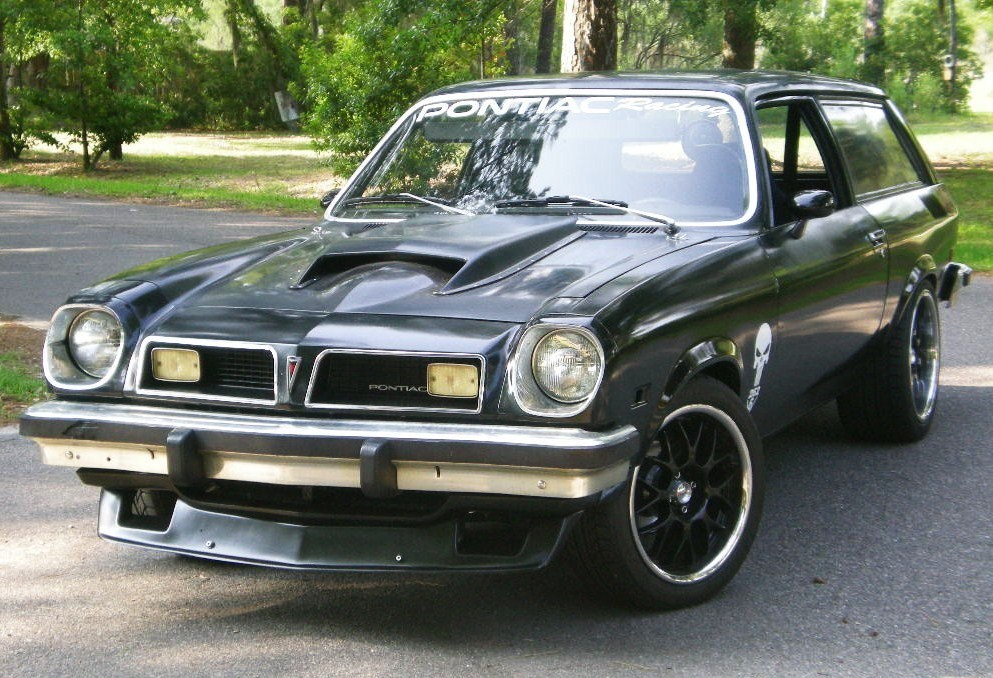 Pontiac astre photo - 5