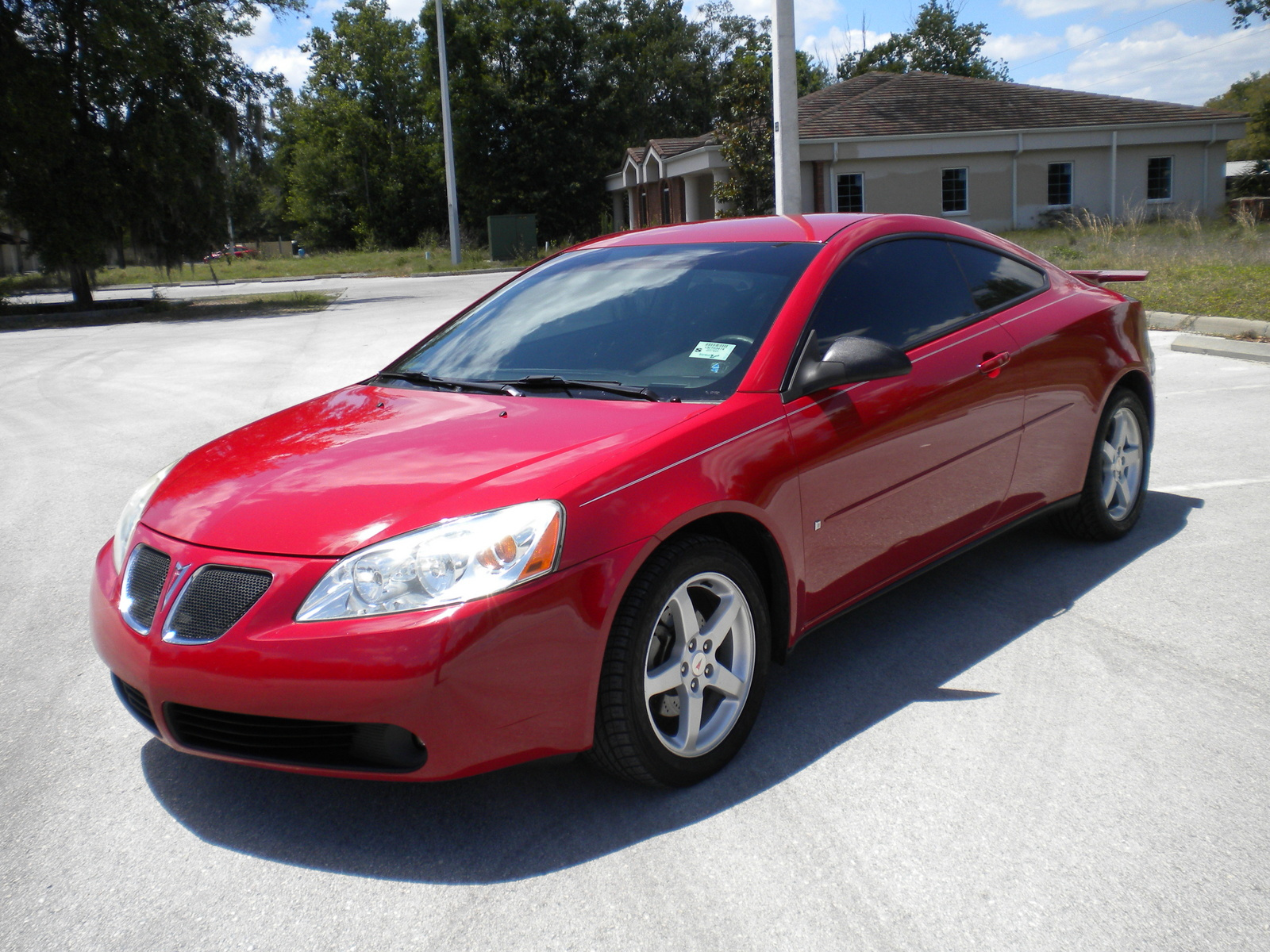 Pontiac g6 photo - 2