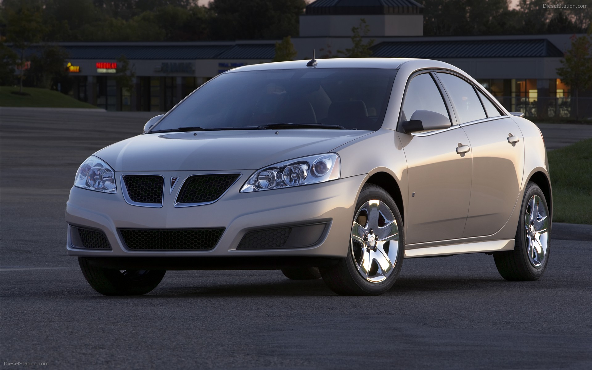 Pontiac g6 photo - 3