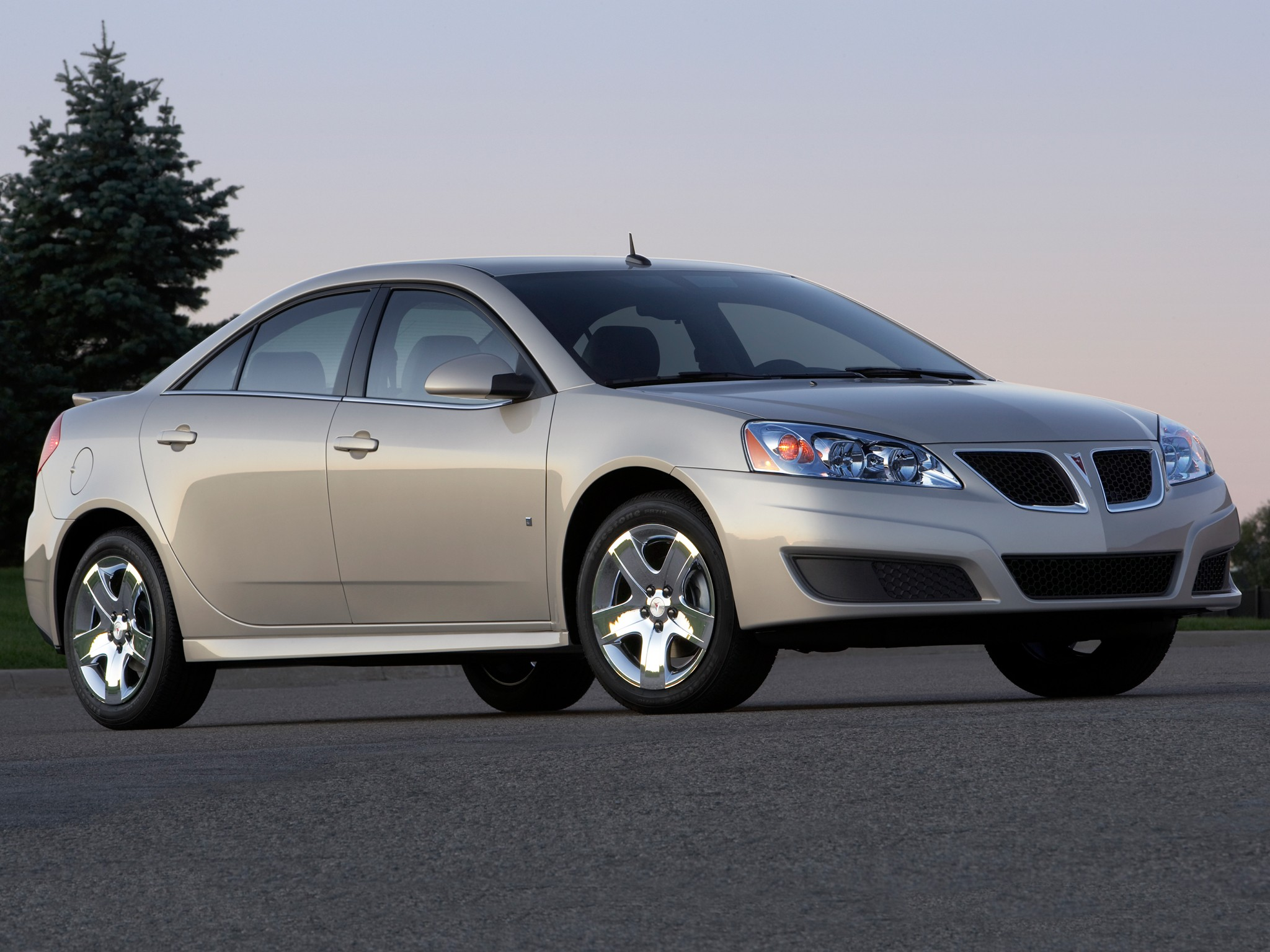 Pontiac g6 photo - 5