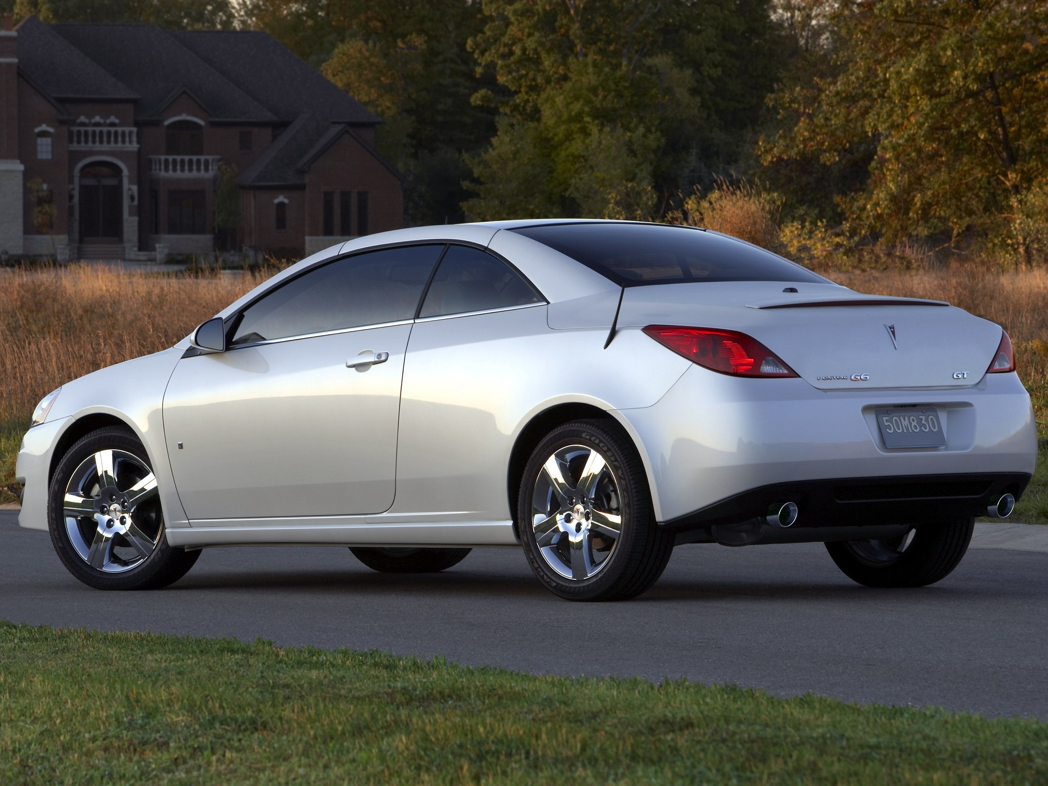 Pontiac g6 photo - 6