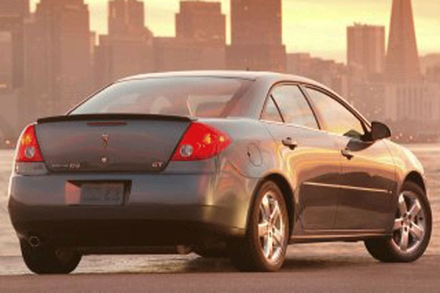 Pontiac g6 photo - 8