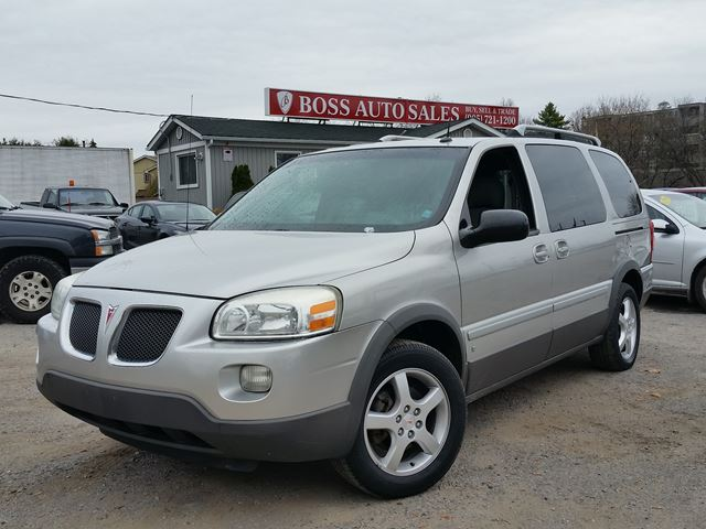 Pontiac montana photo - 10