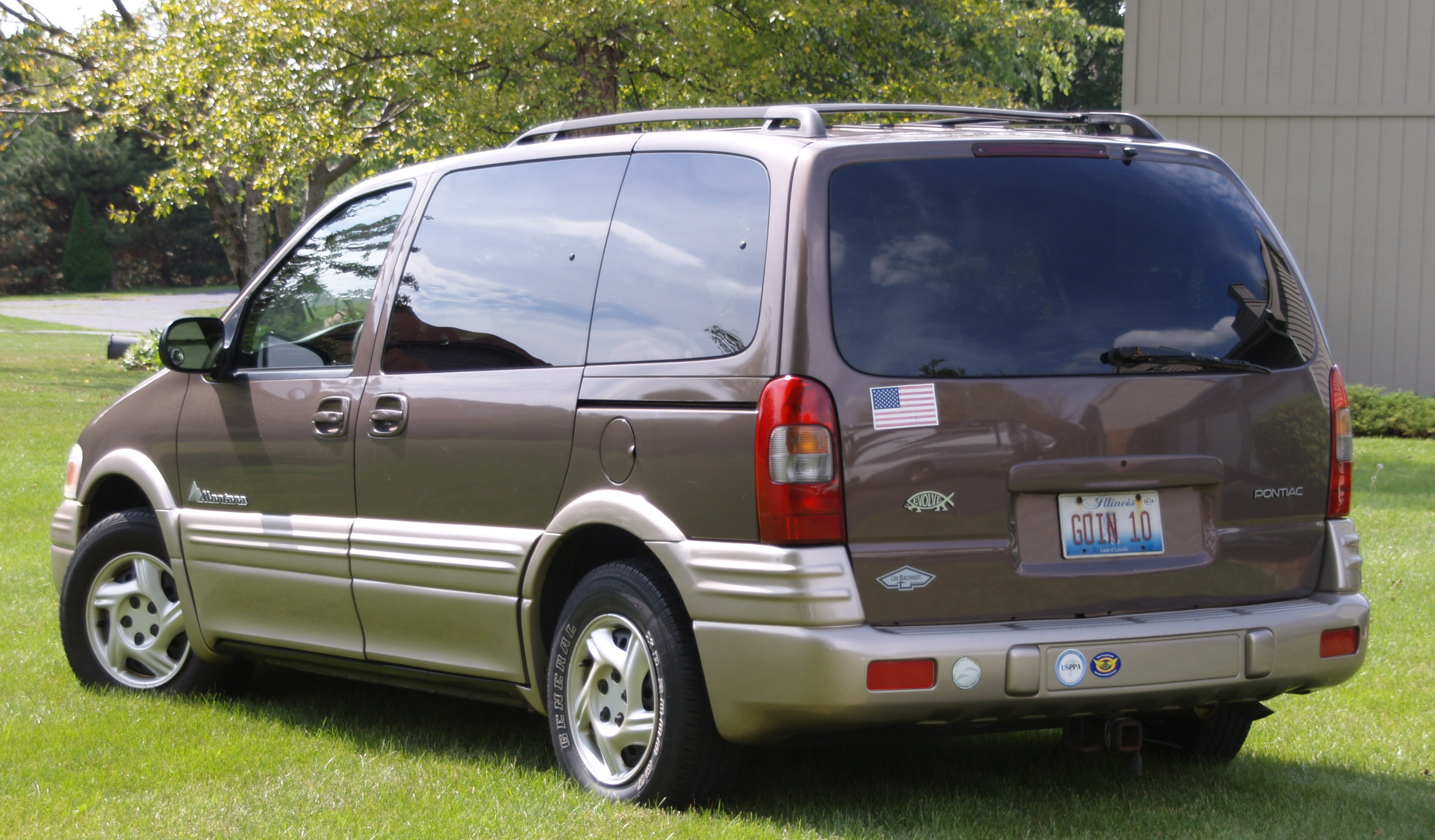 Pontiac montana photo - 6