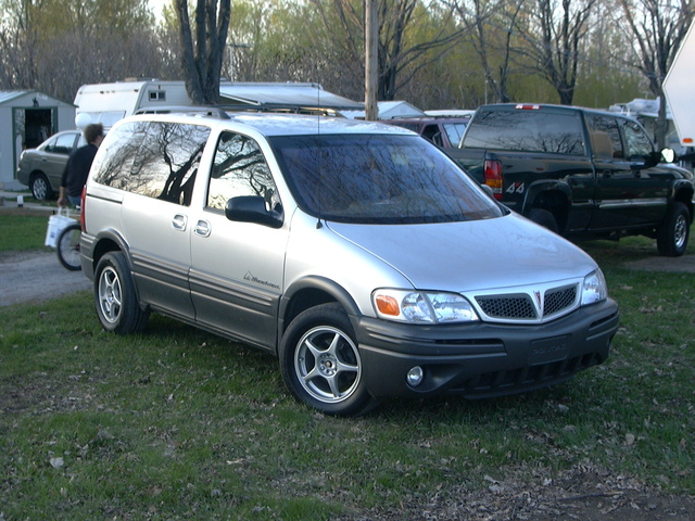 Pontiac montana photo - 9