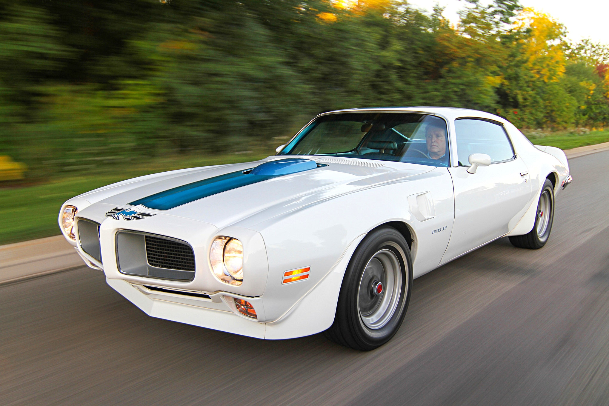 Pontiac transam photo - 1