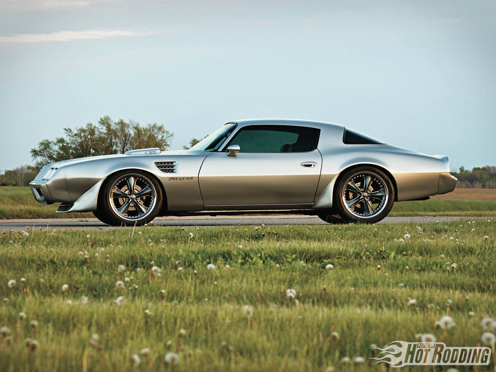 Pontiac transam photo - 6