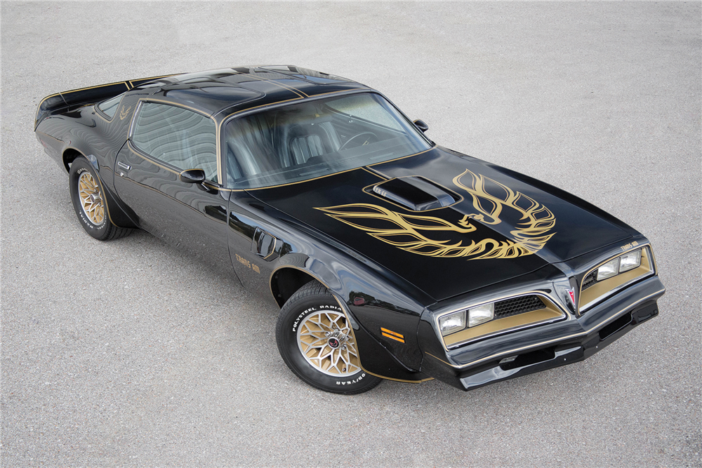Pontiac transam photo - 7