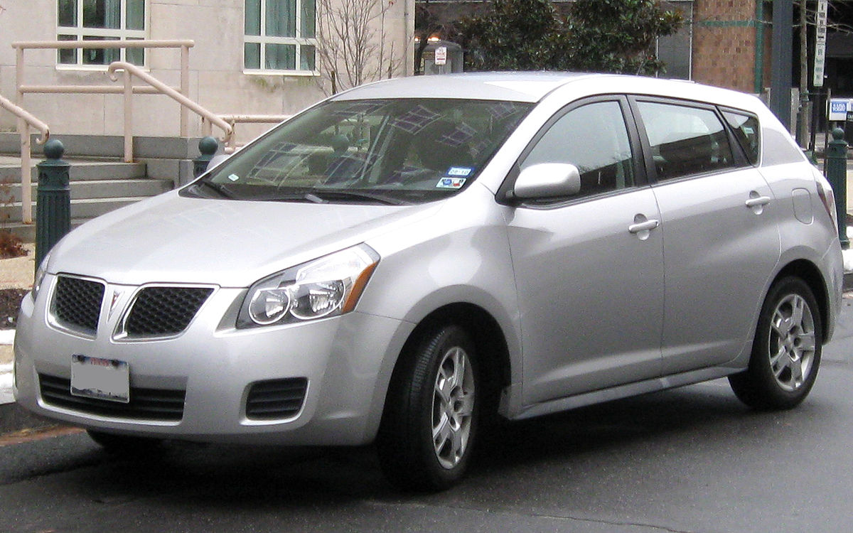 Pontiac vibe photo - 1