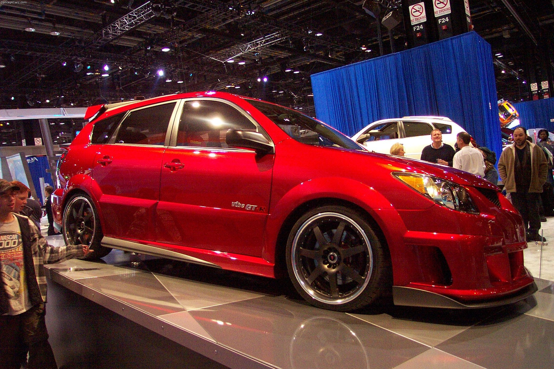 Pontiac vibe photo - 9