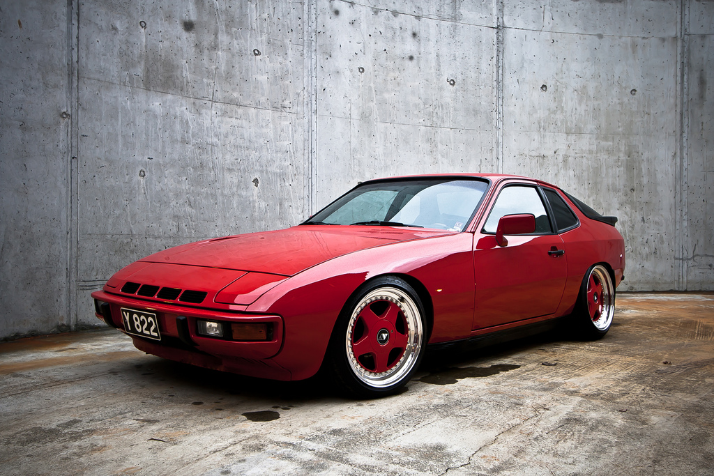 Porsche 924s Photo And Video Review Comments