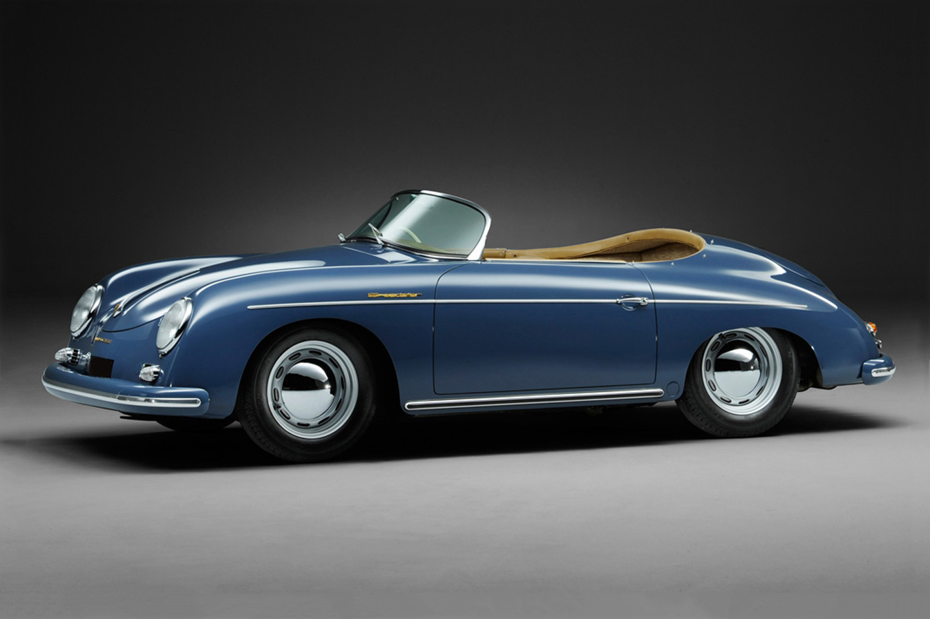 Porsche speedster photo - 3