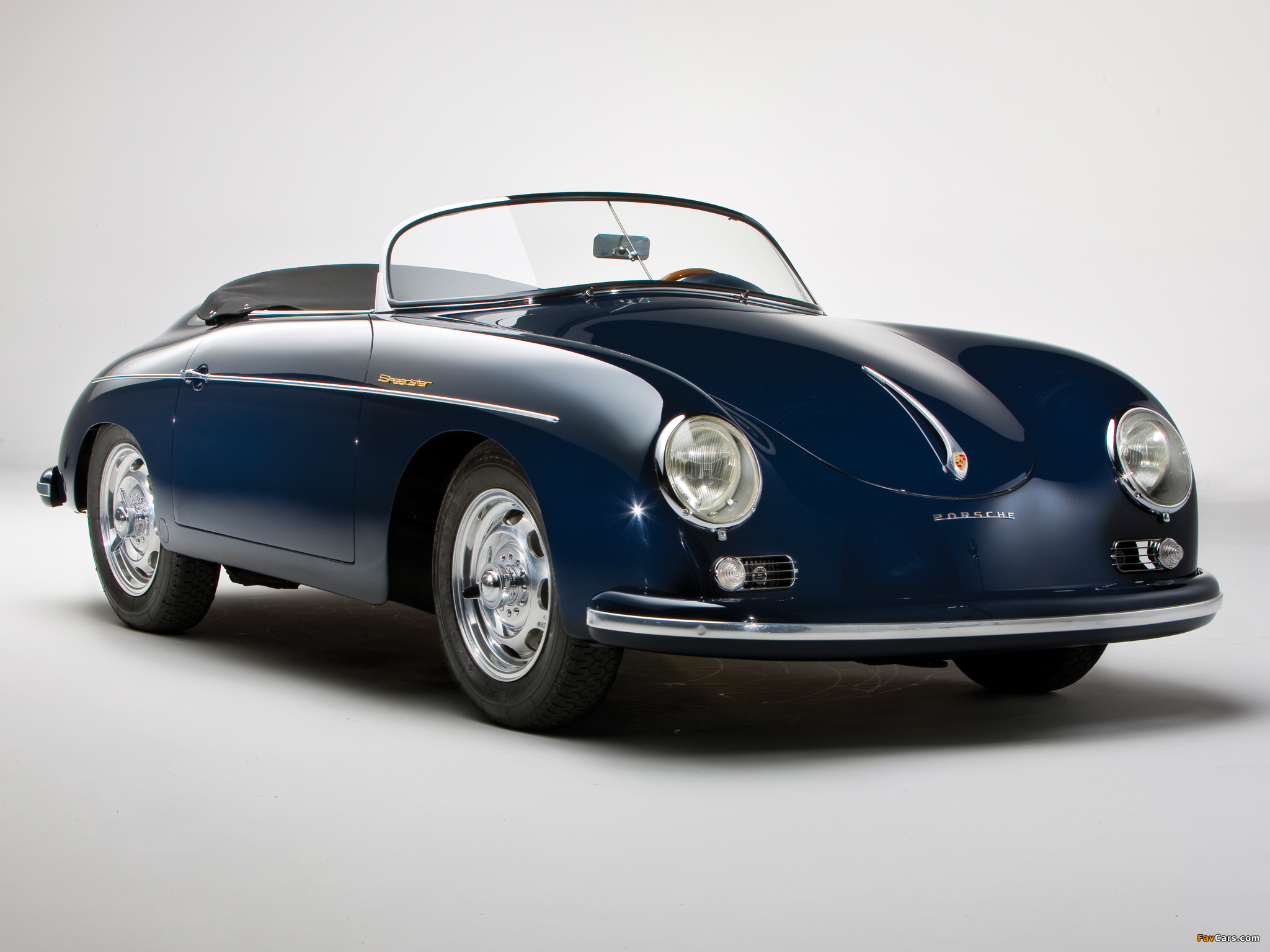 Porsche speedster photo - 5