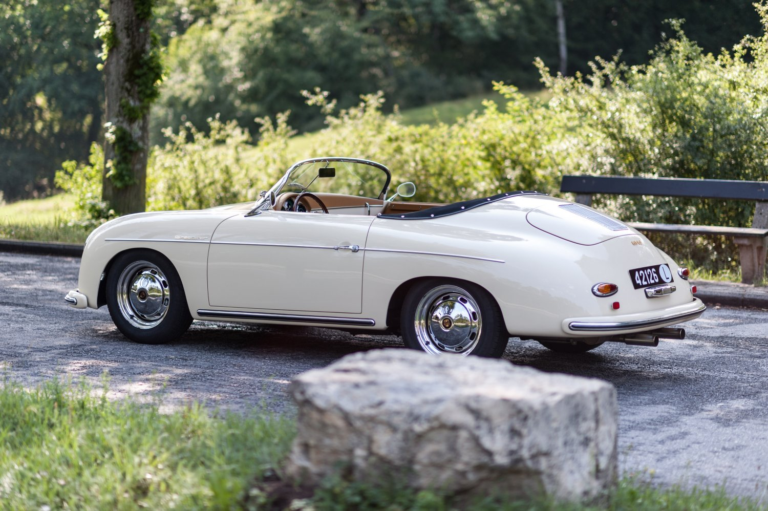 Porsche speedster photo - 6