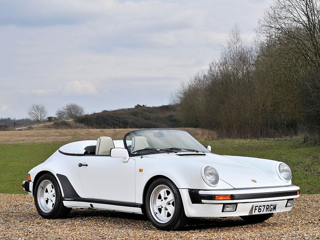 Porsche speedster photo - 7