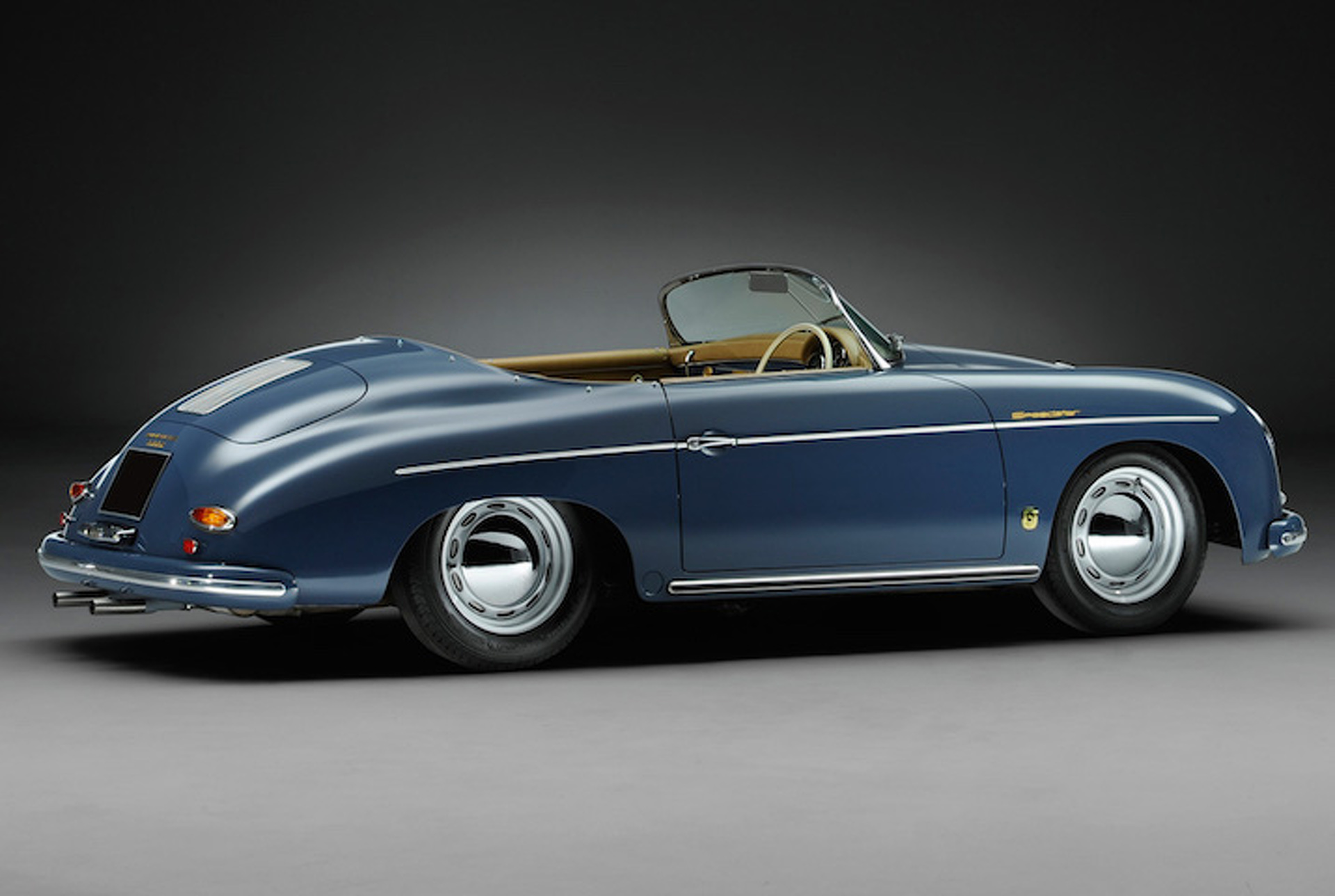 Porsche speedster photo - 9