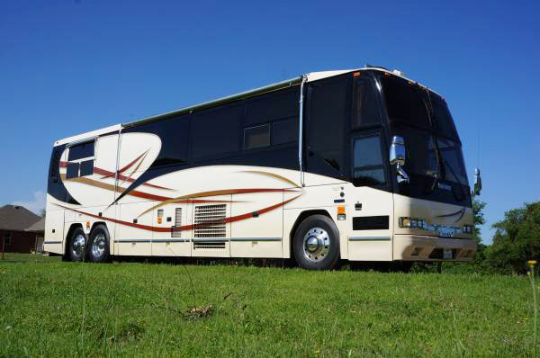 Prevost h3-40 Photo and Video Review  Comments