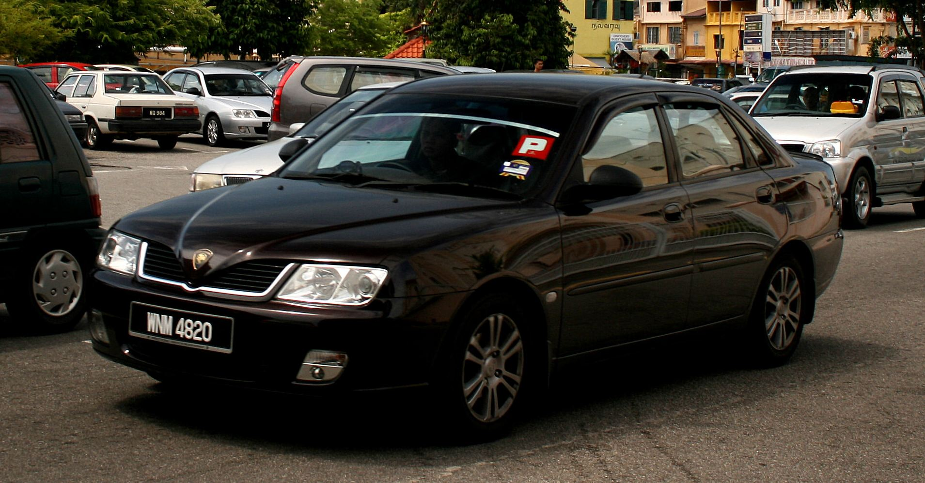Proton waja Photo and Video Review  Comments