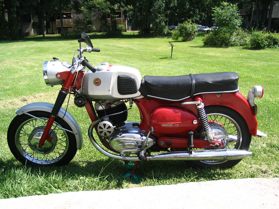 Puch 250 photo - 1