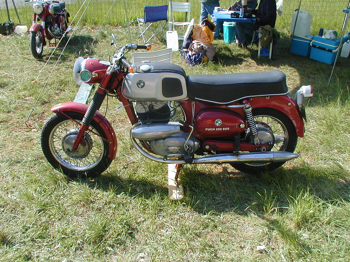 Puch 250 photo - 2