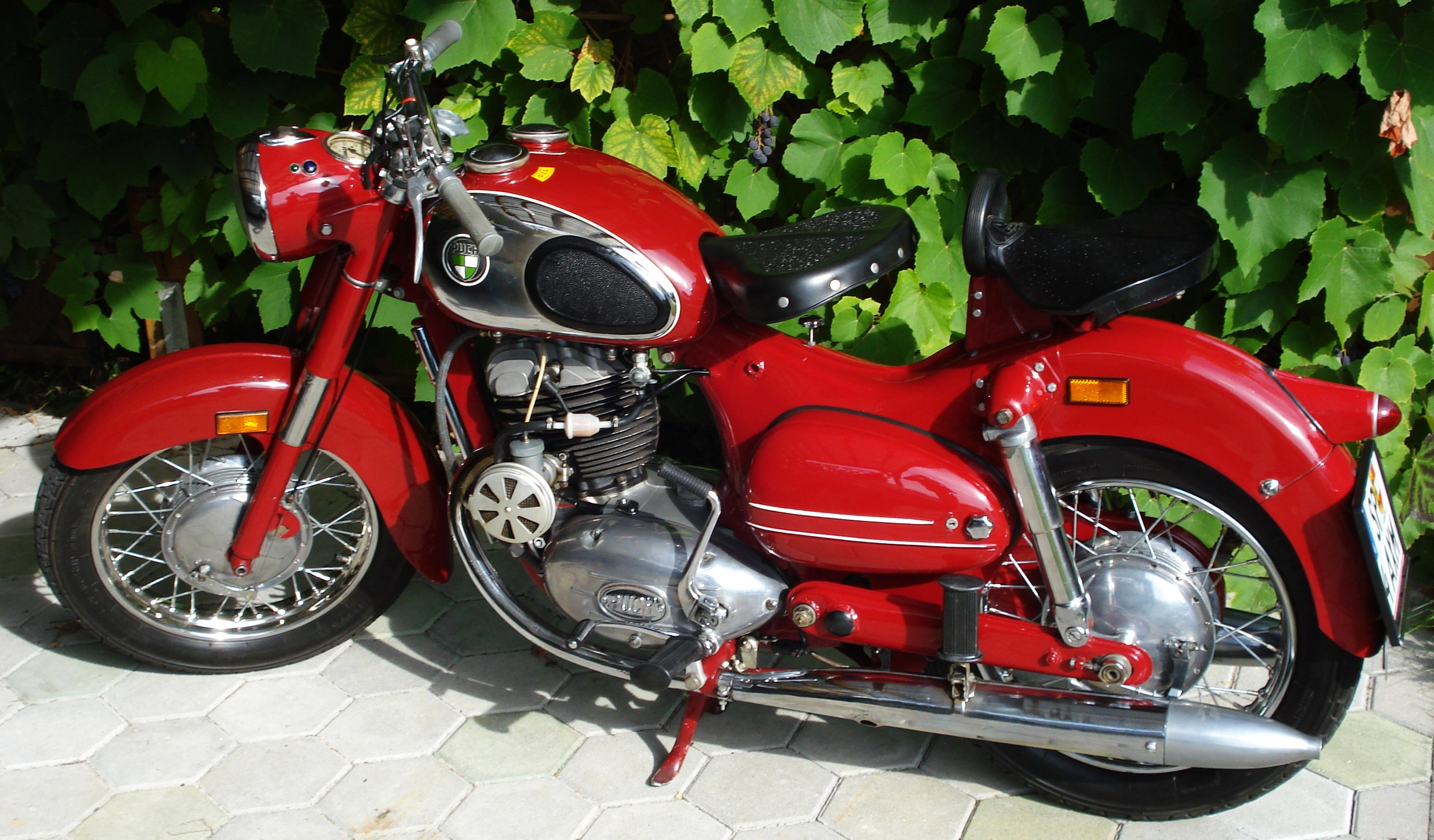 Puch 250 photo - 7