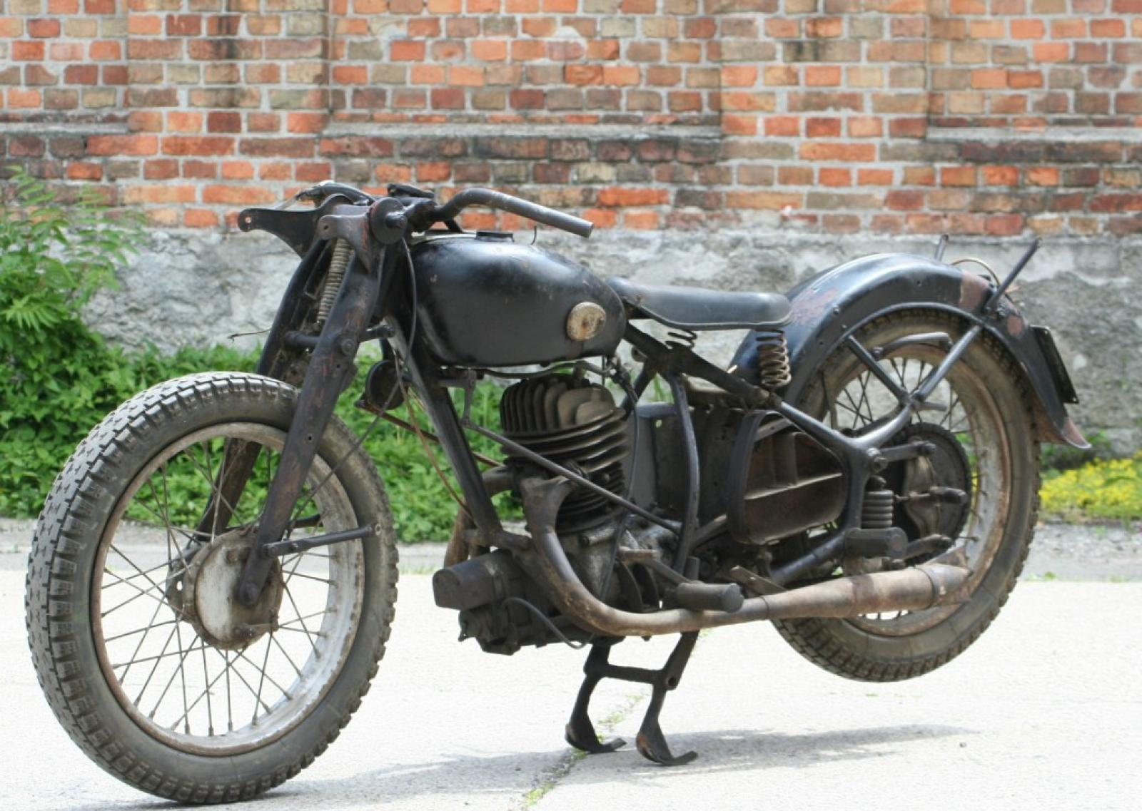 Puch 350 photo - 1