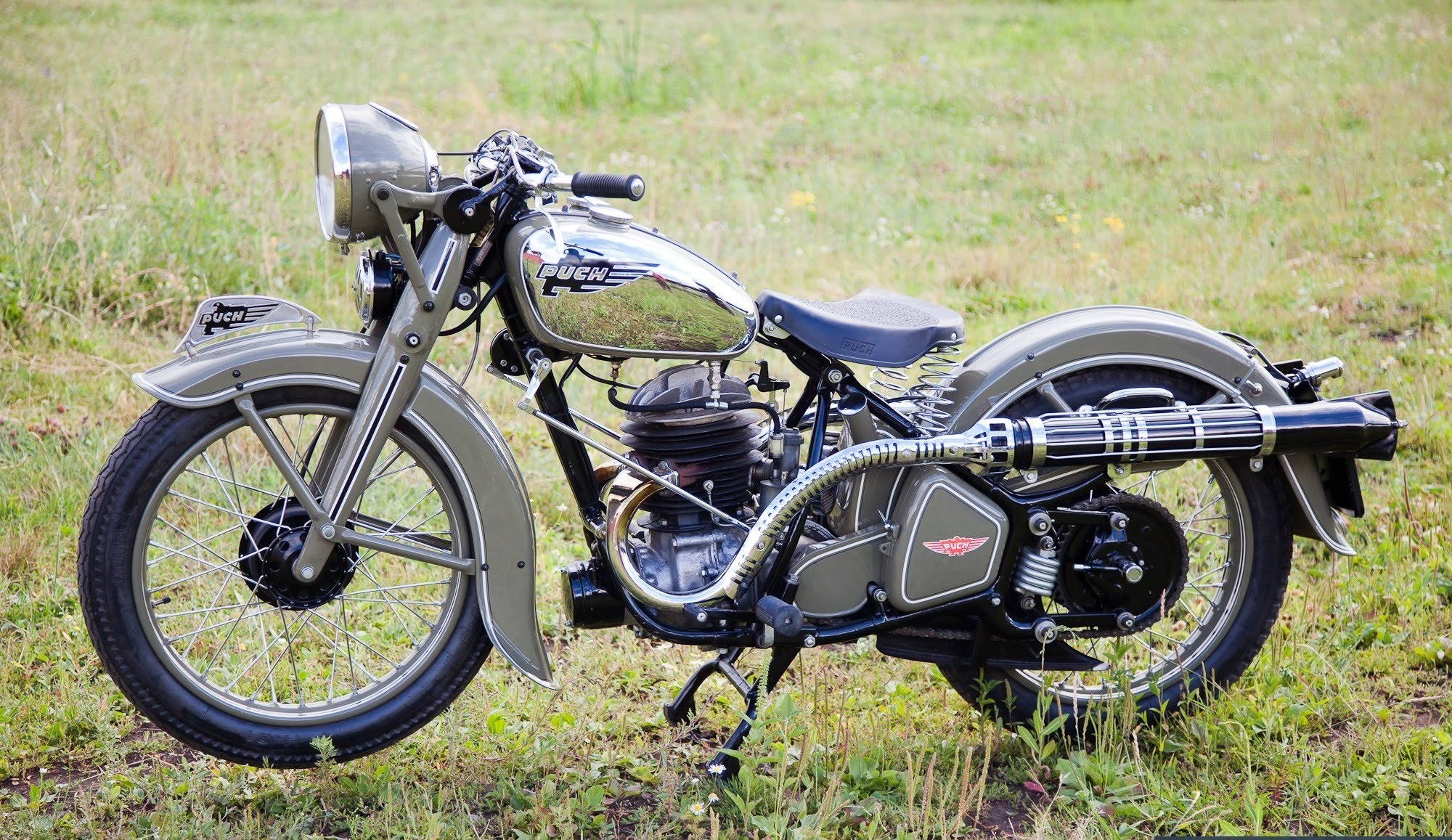 Puch 350 photo - 2