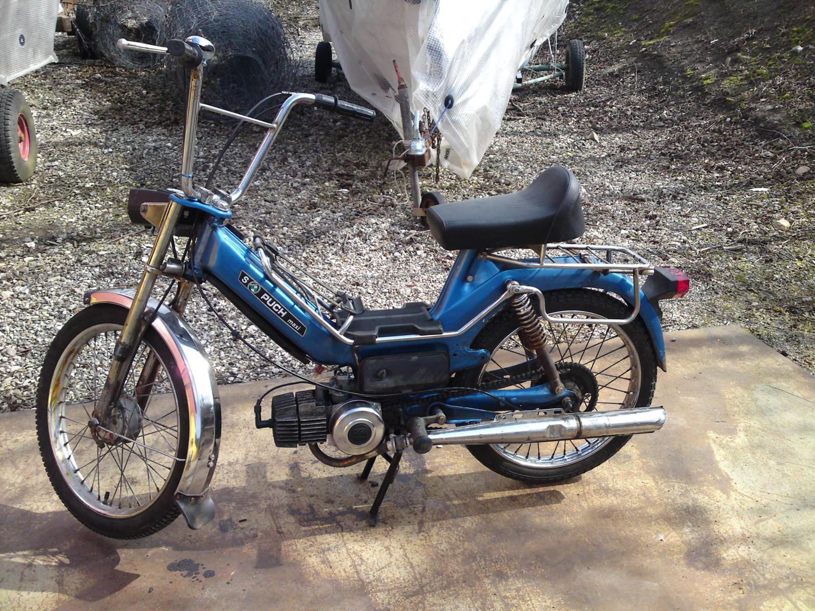 Puch 350 photo - 9