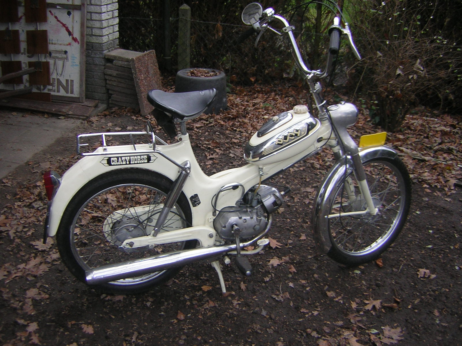 Puch 50 photo - 4