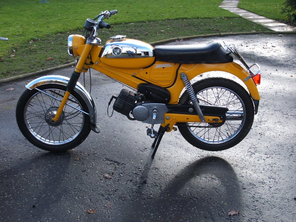 Puch 50 photo - 7