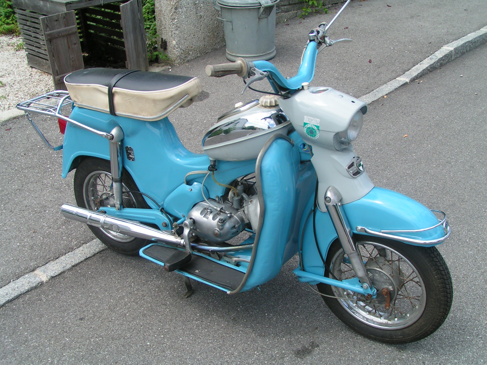 Puch ds photo - 1