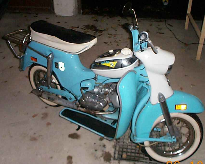 Puch ds photo - 10
