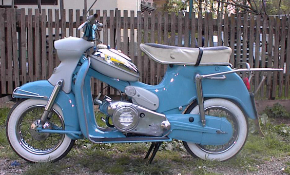 Puch ds photo - 3