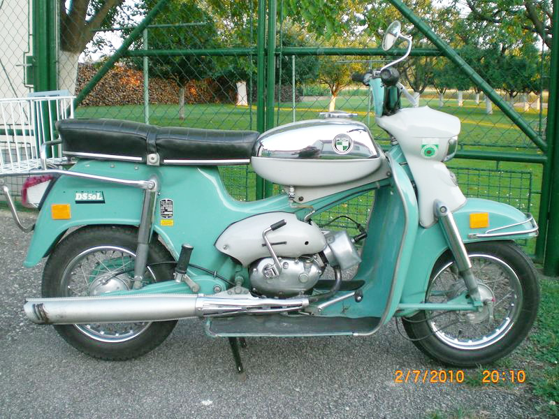 Puch ds photo - 6