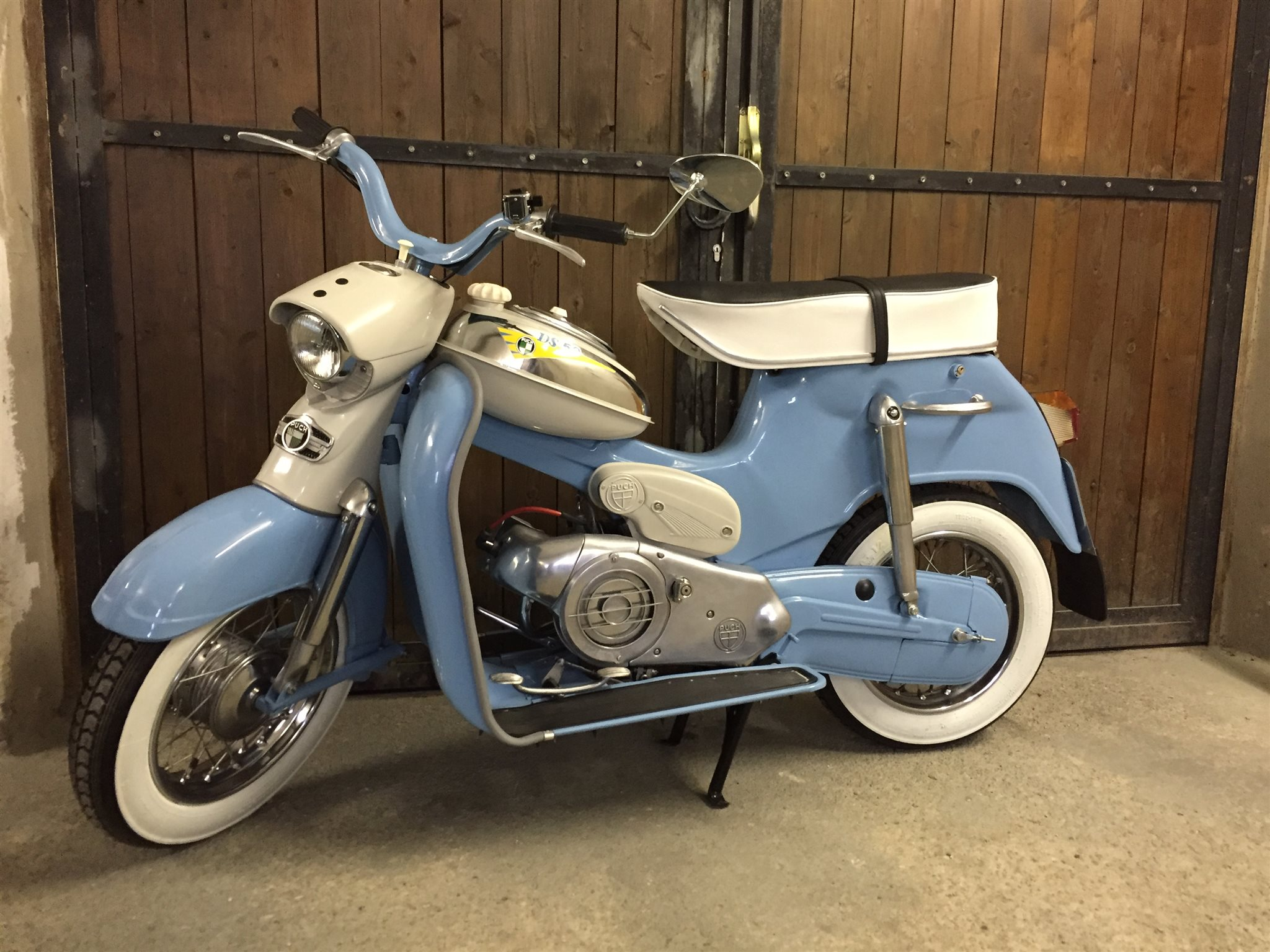 Puch ds photo - 7