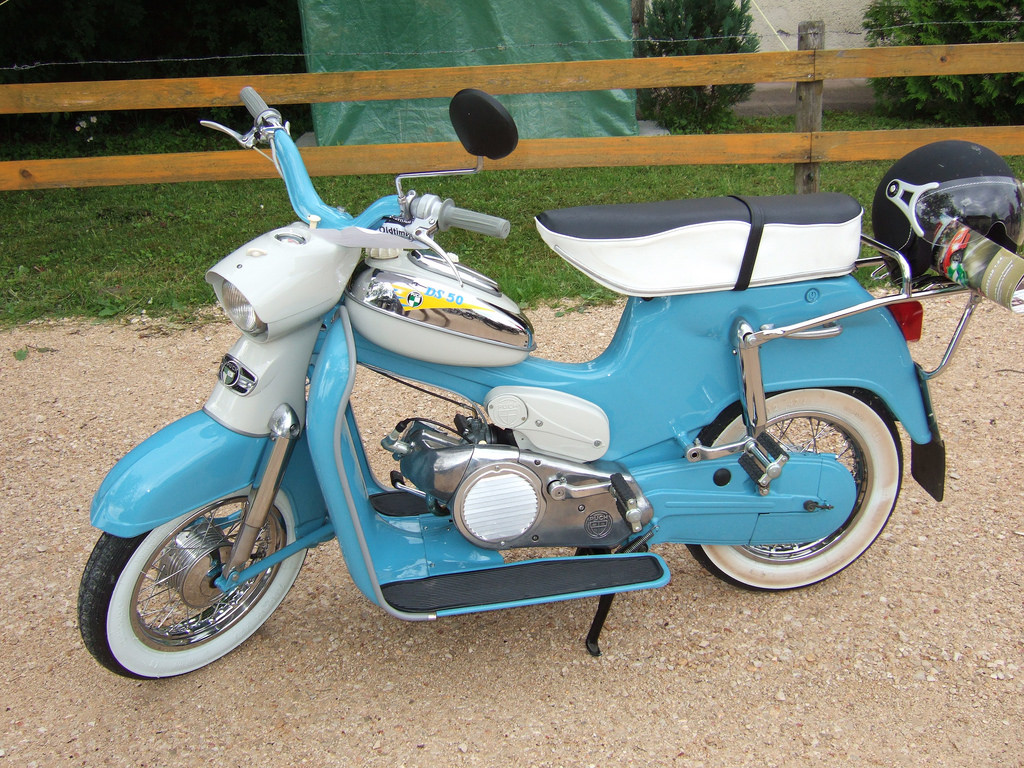 Puch ds photo - 9