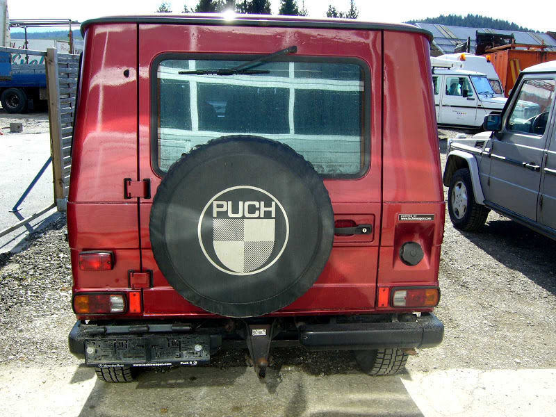 Puch g-modell photo - 3