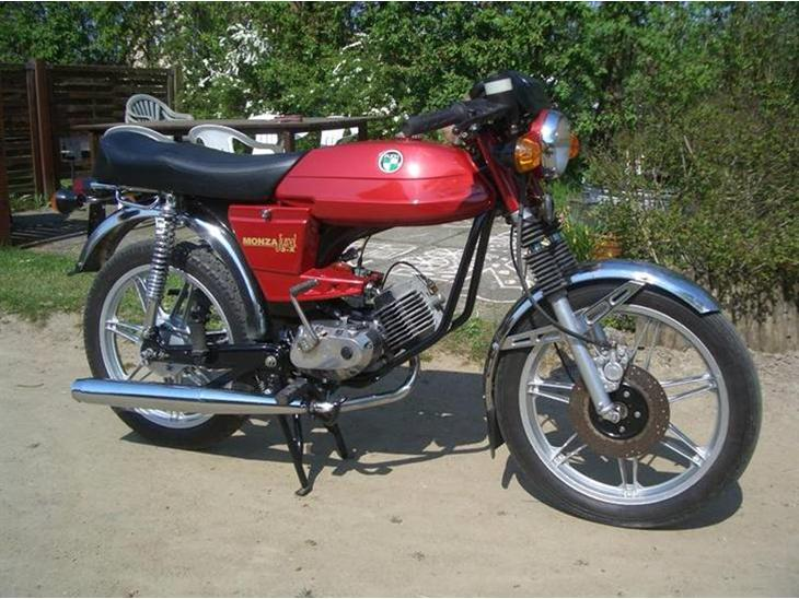 Puch monza photo - 5