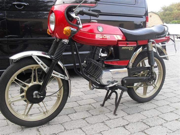 Puch monza photo - 7