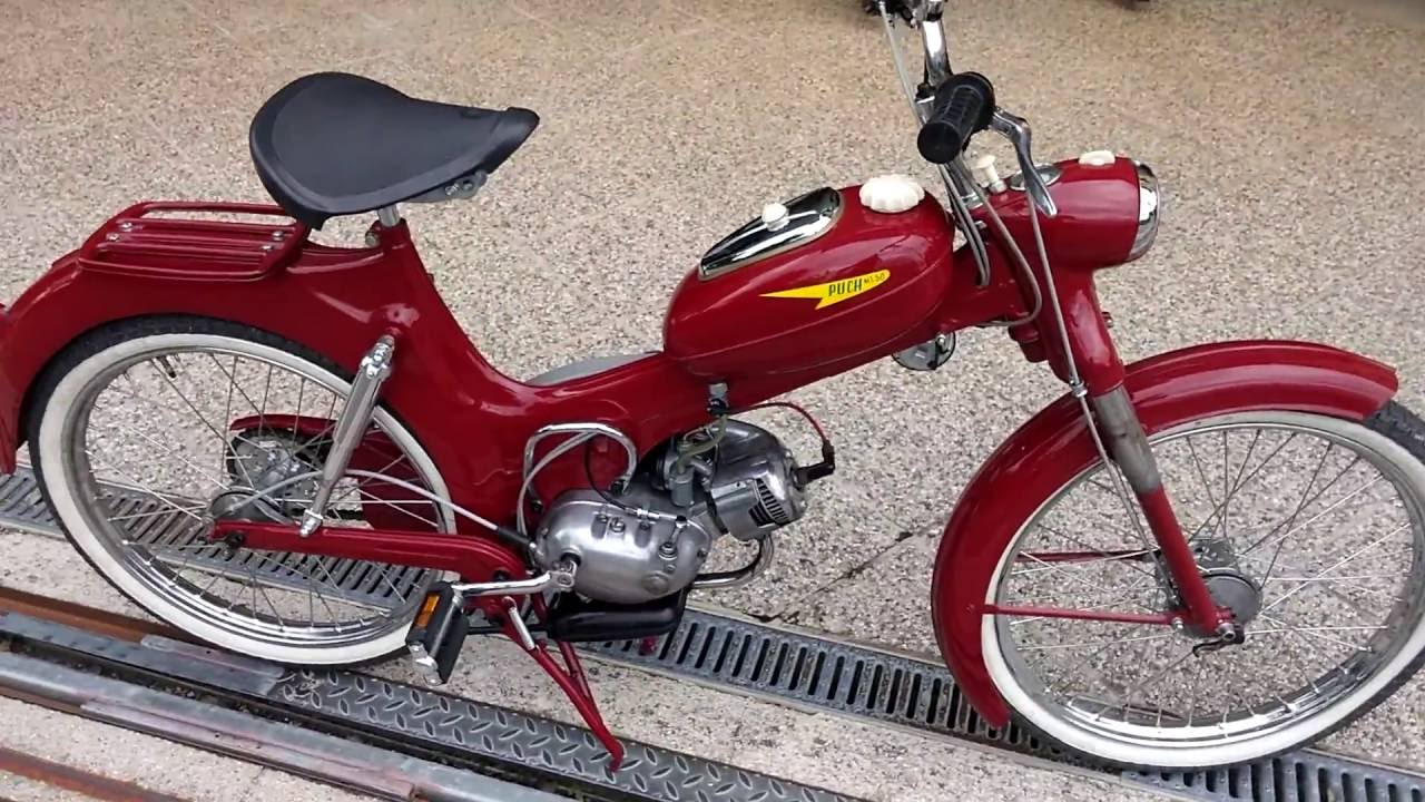 Puch ms photo - 10