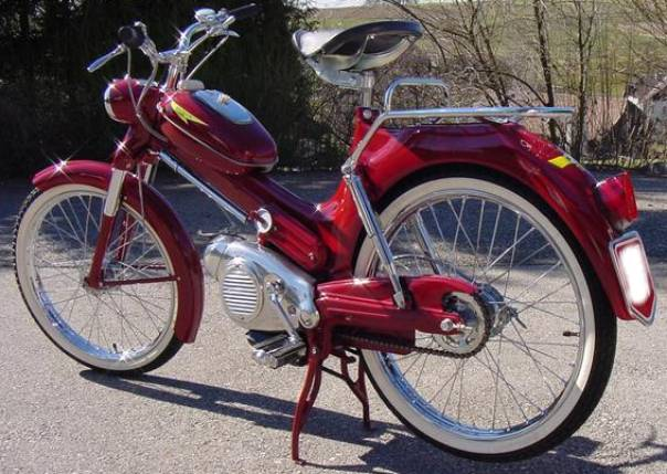 Puch ms photo - 8